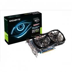 Gigabyte GV-N65TBOC-2GI Geforce GTX650 Ti 2048MB DDR5 VGA