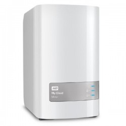 WD WDBZVM0100JWT-NESN My Cloud Mirror 10TB