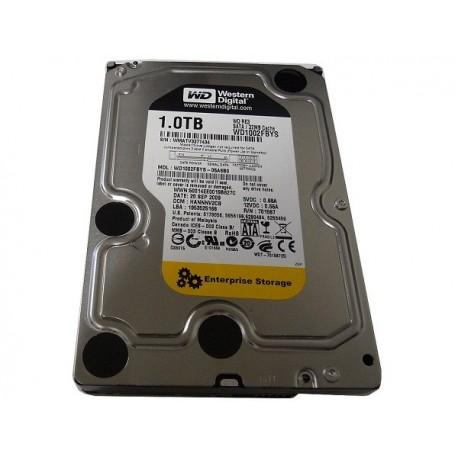 WDC WD1003FBYX 1TB SATA2 64MB Enterprise RE3 Hardisk