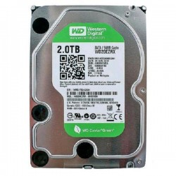 WDC WD20EZRX 2TB SATA3 64MB Green Power