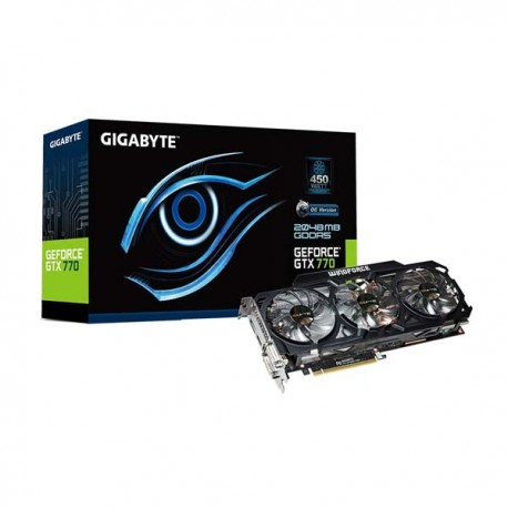 Gigabyte GV-N770OC-2GD Geforce GTX770 2048MB DDR5 VGA