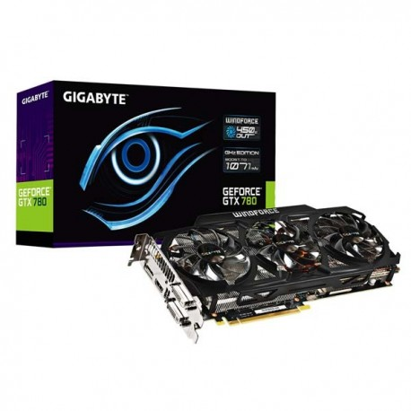 Gigabyte GV-N78GHZ-3GD Geforce GTX780 3072MB DDR5 VGA
