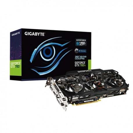 Gigabyte GV-N78TOC-3GD Geforce GTX780 Ti 3072MB DDR5 VGA