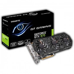 Gigabyte GV-N970G1 Geforce GTX970 4096MB DDR5 Gaming-4GD VGA
