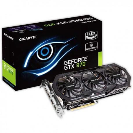 Gigabyte GV-N970WF3OC-4GD Geforce GTX970 OC 4096MB DDR5 VGA