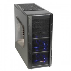 VenomRX Thunderbolt Big Side Acrylic, 2 Slot USB 3.0 Casing