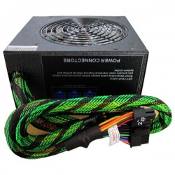 VenomRX PSU 700W Hellions Fer-De-Lance Single Rail Power Supply