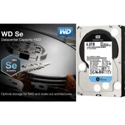 WDC WD4000F9YZ NAS SE 4TB 7200RPM SATA3 Hardisk