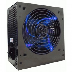 VenomRX PSU 700W Madara Fire And Ice (Switchable LED) Power Supply