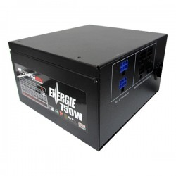VenomRX PSU 750W Energie - Flat Modular 80+ Bronze Power Supply