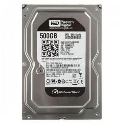 WDC WD5003AZEX 500GB SATA3 32MB Caviar Black Ver.2