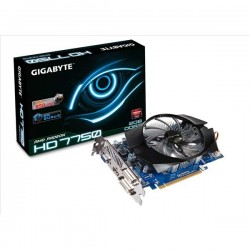 Gigabyte GV-R775OC-2GI Radeon HD7750 2GB DDR3 VGA