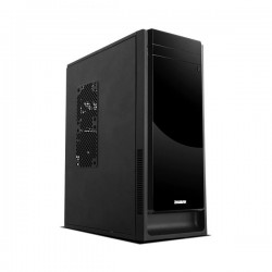 Zalman ZM-T2 Black Steel Plastic MicroATX Mini Tower