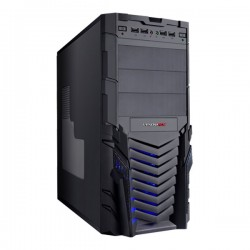 VenomRX Darvanis PC casing wtih 4 USB in front panel