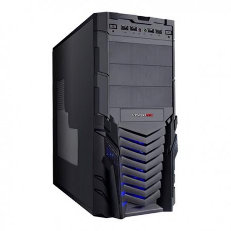 VenomRX Darvanis PC casing wtih 4 USB in front panel