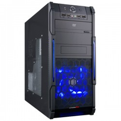 VenomRX Commando Casing Gaming Fan Front