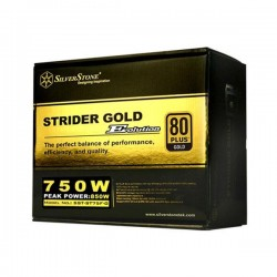 Silverstone 750W Gold - SST-75F-G Evolution Power Supply
