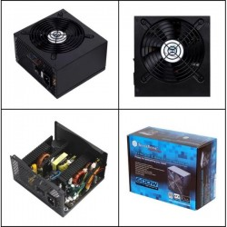 Silverstone 600W - SST-ST60F-ES - Garansi Distributor Power Supply