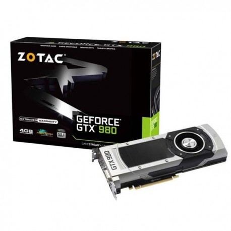 Zotac Geforce GTX 980 4GB DDR5 VGA