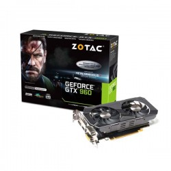Zotac Geforce GTX 960 2GB DDR5 VGA
