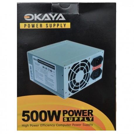 Okaya 500W Power Supply