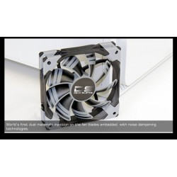 Aerocool 14CM DS Black Fan Kipas CPU