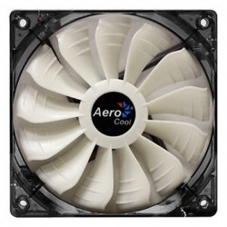 Aerocool Air Force 12CM White LED Fan Kipas CPU