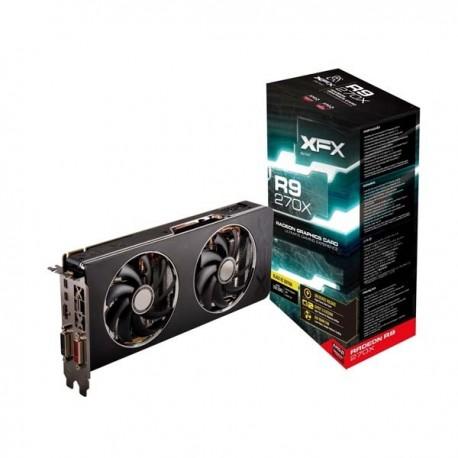 XFX Radeon R9 270X 2GB DDR5 256 Bit - R9-270X-CDFC VGA