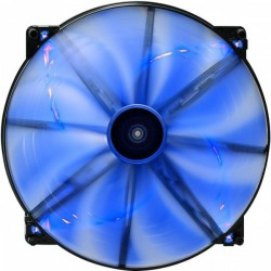 Aerocool Lightning 20CM Blue LED Fan Kipas CPU