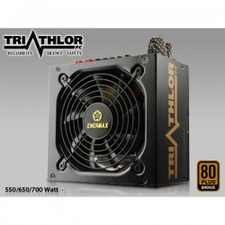 Enermax Triathlor FC 550W - (Modular) - ETA550AWT-M Power Supply