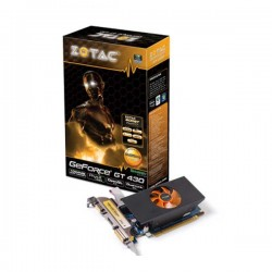 Zotac Geforce GT 430 1024MB DDR3 VGA
