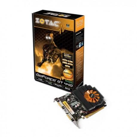 Zotac Geforce GT 440 1024MB DDR3 VGA
