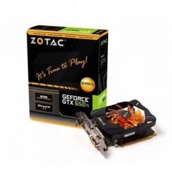 Zotac Geforce GTX 650 Ti 2048MB DDR5 BOOST VGA