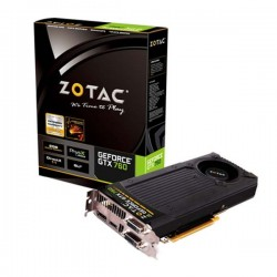 Zotac Geforce GTX 760 2048MB DDR5 VGA