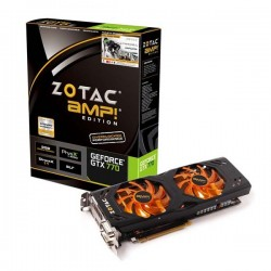 Zotac Geforce GTX 770 2048MB DDR5 AMP ! VGA