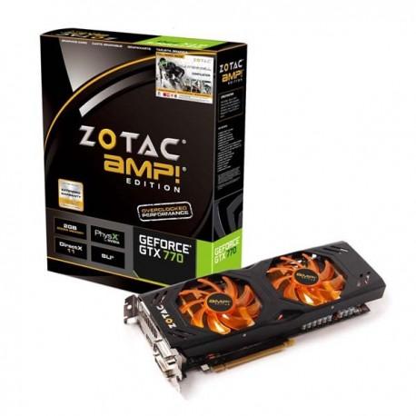 Zotac Geforce GTX 770 2048MB DDR5 AMP ! VGA