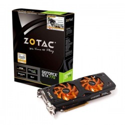 Zotac Geforce GTX 770 2048MB DDR5 VGA