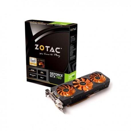 Zotac Geforce GTX 780 OC 3072MB DDR5 VGA