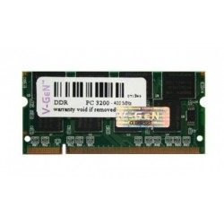 V-GEN SODIMM DDR  512MB PC3200