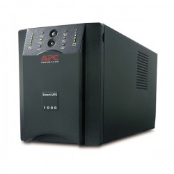 APC SUA1000XLi Smart UPS XL 1000VA, USB/Serial Connection Weight 30Kg