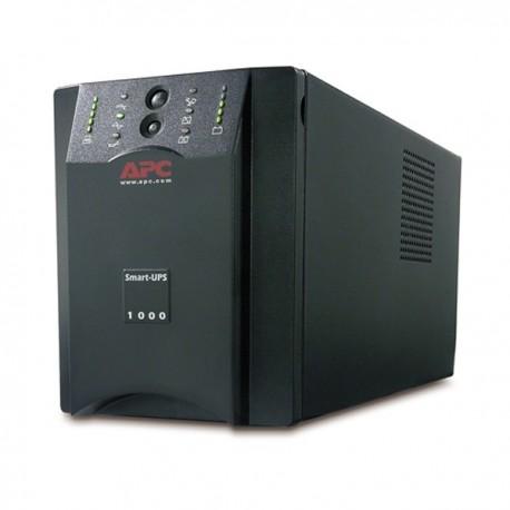 APC SUA1000XLi Smart UPS XL 1000VA, USB/Serial Connection Weight 30Kg
