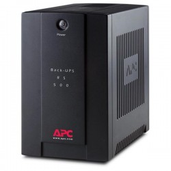 APC SUA300RMXLI3U Smart UPS RM XL 3000VA, 3U, Black Casing