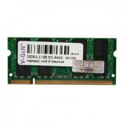 V-GEN SODIMM DDR2 2GB PC6400