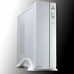 Kebos Ufora LP5 (Super Slim ) PSU 500W (Glossy White) Casing