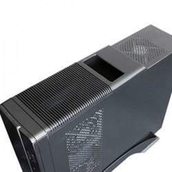 Kebos Ufora LP8 (Super Slim ) PSU 500W (Glossy Black) Casing