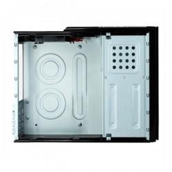 Kebos Ufora LP8 (Super Slim ) PSU 500W (Glossy White) Casing