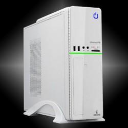 Kebos Ufora LP9 (Super Slim ) PSU 500W (Glossy White) Casing