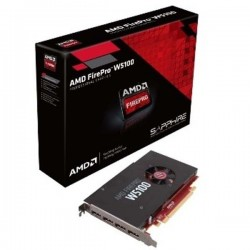 Sapphire 100-505737 AMD FIREPRO W5100 4G GDDR5 VGA