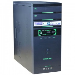 Power Logic Climatica 500 (LCD Panel) - 600W Casing