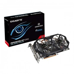 Gigabyte GV-R7265WF2OC-2GD Radeon R7 265 2GB 256BIT GDDR5 VGA